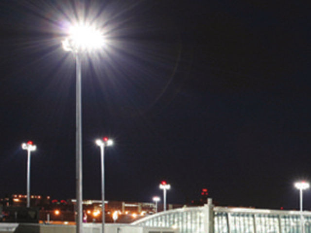 Standard Commercial Products for External, Exterior and Outdoor Lighting System