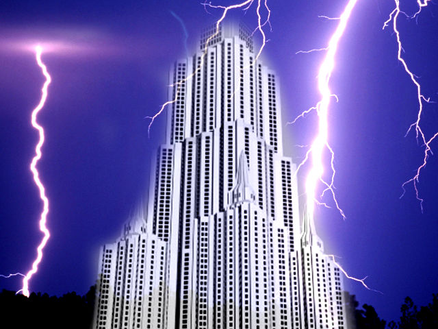Lightning Protection System For Building: Method and Specification