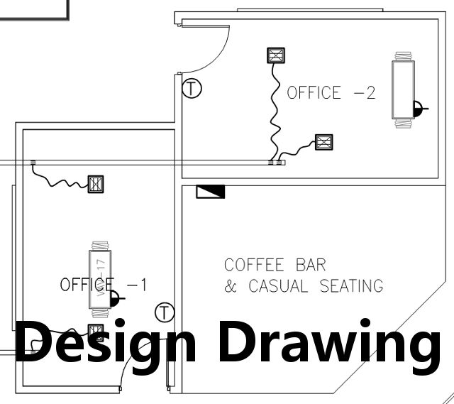 Construction Design Drawing