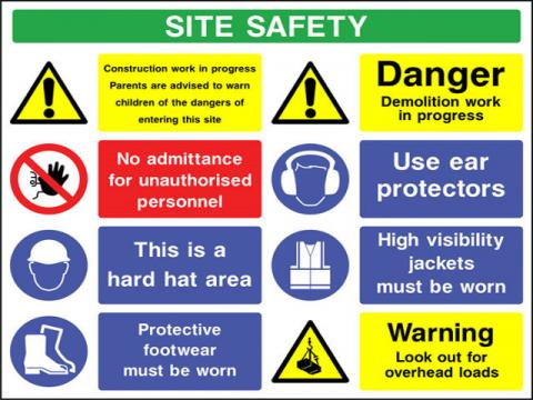 Construction Control Guidelines For Health And Safety