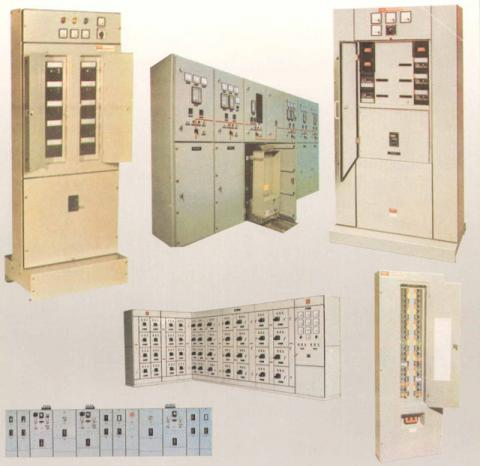 Electrical Panel Boards - DB, SMDB and MDB