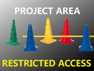 Construction Control Guidelines for Plot Access in Site Logistics