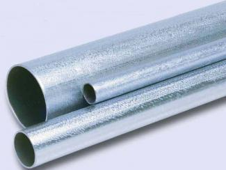 Electrical Metallic Tubing (EMT) for electrical wiring