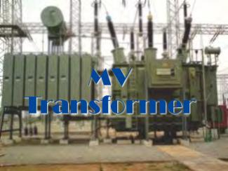 Transformers in MV Distribution System